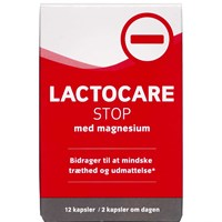 Lactocare Stop, 12 stk.
